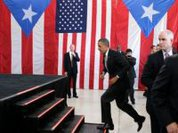 Anticolonial protests heat up Obama visit
