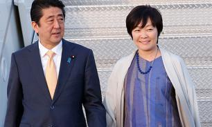Japanese PM at the centre of a scandal