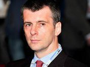 Two faces of Mikhail Prokhorov