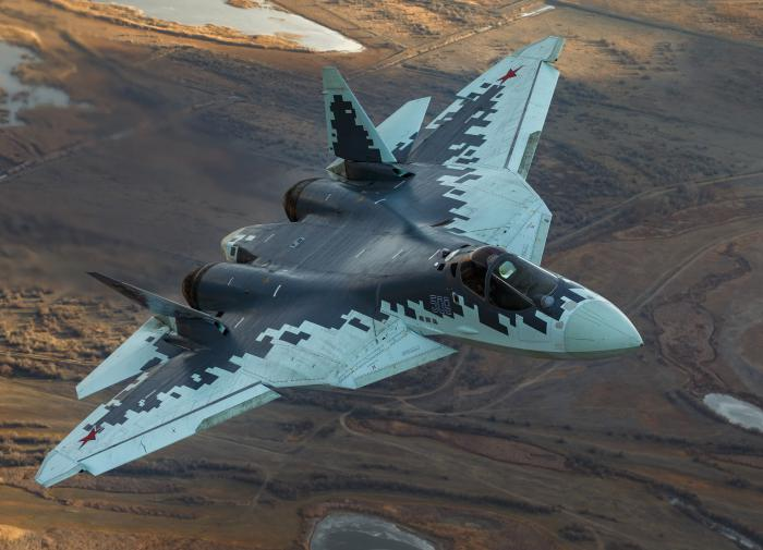 The Checkmate: Unique peculiarities of Russia's new fighter aircraft