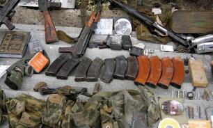 FSB detains weapon traders with powerful aircraft cannons