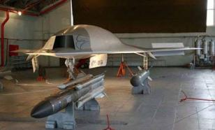 Secret of Russia's formidable flying wing Hunter UAV exposed