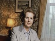 Lady Thatcher - a journey from boom to bust