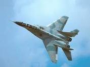 MiG-29 fighter jet crashes in Russia's Bermuda Triangle