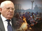 Russia saves Gorbachev from his infamous past