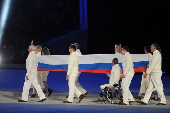 Russian Paralympic athletes refuse to defame themselves in Pyeongchang