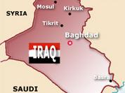 Ukrainian troops in Iraq retreated