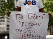 Recession to become depression?