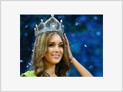 Beauty Queen Ksenia Sukhinova of Russia Detained in Wales as Terrorist