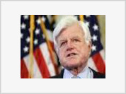 Ted Kennedy Hospitalized