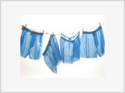 Self-cleaning underwear needs no washing for weeks