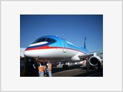 First Sukhoi Superjet 100 rolls out