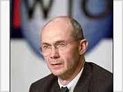 U.S.–backed French citizen to be WTO's new Director General