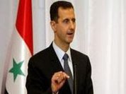 "Bashar Al-Asad: ""Turkey dreams of a new Ottoman Empire"""