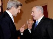 John Kerry's visit to Israel and Palestine