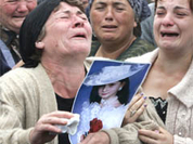 Victims of Beslan hostage crisis demand death penalty to the only arrested terrorist