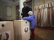 Belarus shows Europe and USA lesson of fair and free elections