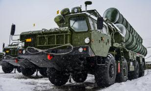 Russia's S-400 missiles lost in storm during transportation to China