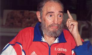 Gracias, Fidel Castro! Your legacy remains!