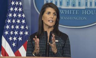 Nikki Haley brings down final sentence on US-Russian relationship