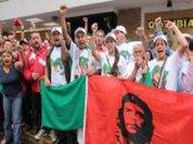 Venezuelans surround Libyan Embassy