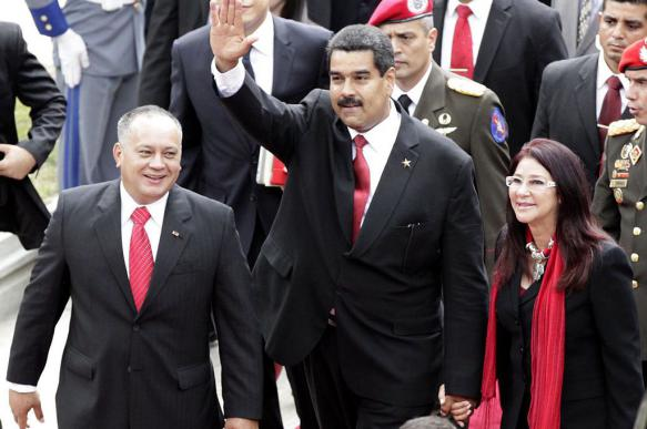 The Planning of a Coup against Venezuela