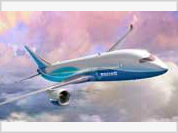New Boeing will have a folding tail and its nose will be made in Russia