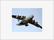 The problem: Fires...The Solution: The Ilyushin Il-76 Waterbomber
