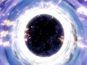 Black hole devours stars for dinner