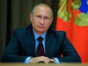Putin: We deserve to meet in Crimea