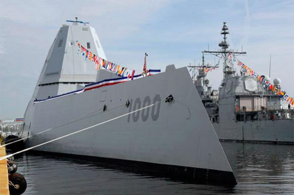 China turns most powerful US and UK destroyers into tin cans