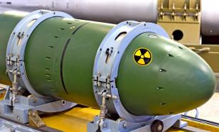 It is only nuclear weapons that can save Russia from the West