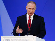 Putin wants Russia and USA to be best friends in the world, excludes enmity