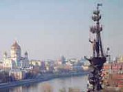 Moscow is eager to get rid of ugly and gigantic monument to Peter the Great