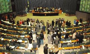 Brazil's Federal Chamber: A national shame