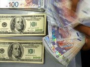 Russian ruble goes hysterical and devalued again