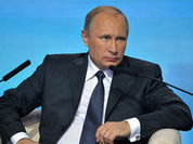 Putin: Russia fears nothing as long as Russians stay strong and united