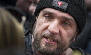 Night Wolves biker Surgeon asks Putin to amend Russia's Coat of Arms