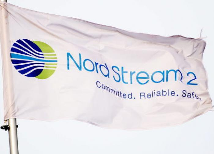 The launch of Nord Stream 2, completed in October, is considered unrealistic.