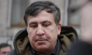 Mikhail Saakashvili's bumpy ride in politics: From chewing his tie to climbing on rooftop