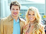 "Jessica Simpson and Nick Lachey: no ""Newlyweds"" anymore"