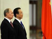 Putin solves all problems Russia had with China