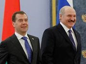 Belarus turns its back on Russia for China