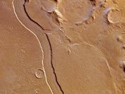 Where Did the Martian Rivers Go?
