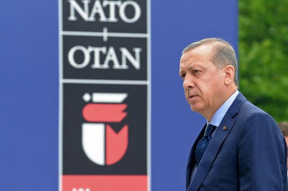 Turkey ready to leave NATO