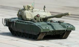 Armata tanks to be armed with 'Pterodactyls'