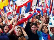 Celebrate, Uruguayans, celebrate!!
