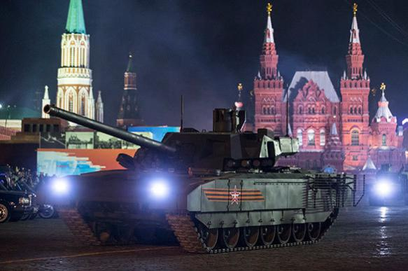 Russian Armata strikes fear into Europe
