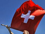 Muslim immigrants want Switzerland to change national flag
