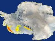 Rate of warming in Antarctica is twice as imagined, says study